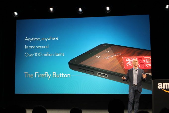 """Dedicated Firefly button"""